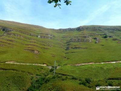 Senderismo Valles Pasiegos, Cantabria; el monasterio de piedra vacaciones singles las merindades